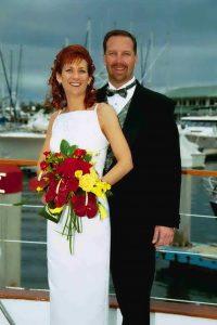 Capt Dave wedding